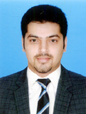 Mr. Sumit Gagre, Assistant Instructor